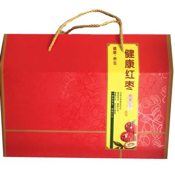 健康红枣4kg礼盒