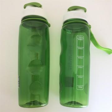康麦斯700ml墨绿色健康水杯