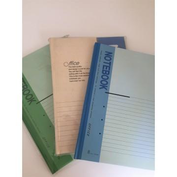 16K硬皮日记本