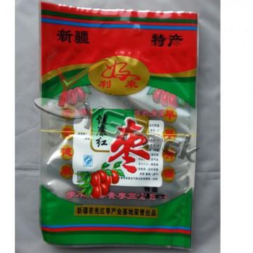 好利来枣袋新疆特产包装袋500克健康红枣袋100个起批发