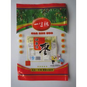 一生缘枣袋包装袋500克健康红枣袋若羌红枣袋100个起
