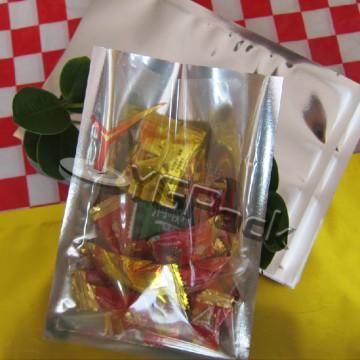 28*40*18c镀铝阴阳袋 单面透明 干果袋 杂粮袋茶叶袋