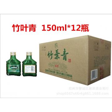 批发山西特产38°竹叶酒汾阳杏花村清香型光瓶白酒