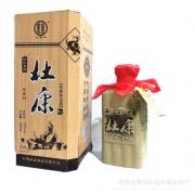 厂家批发52°杜康酒神窖藏10老字号木盒陶瓶浓香型白酒