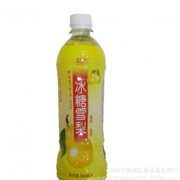 厂家整箱低价批发冰糖雪梨绿茶冰红茶风味饮料酸梅汤