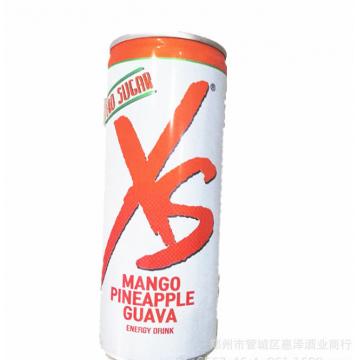 批发xs安利芒果菠萝番石榴口味运动营养饮料食品耐力类
