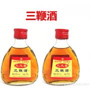 批发低价小瓶35度三鞭酒枸杞山药配制型养生酒白酒