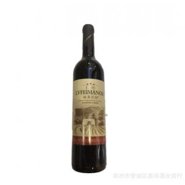 批发低价96蛇龙珠绿菲庄园珍藏干红葡萄酒红酒