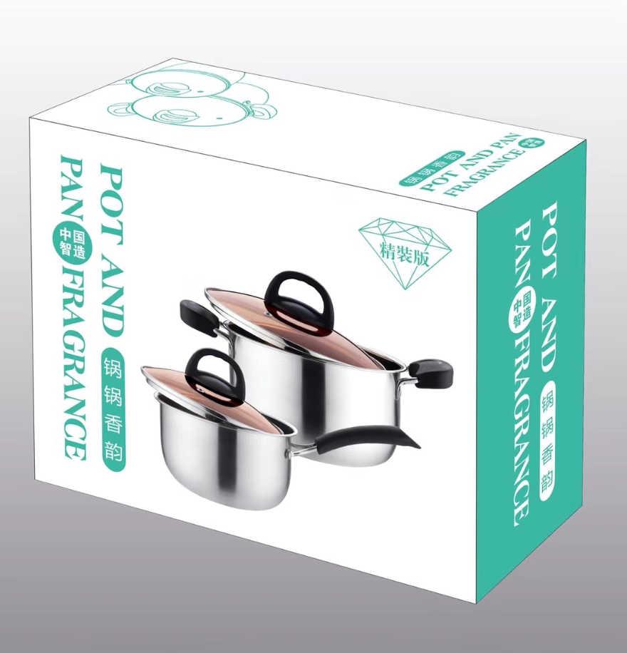 不锈钢 多用汤蒸锅  奶锅