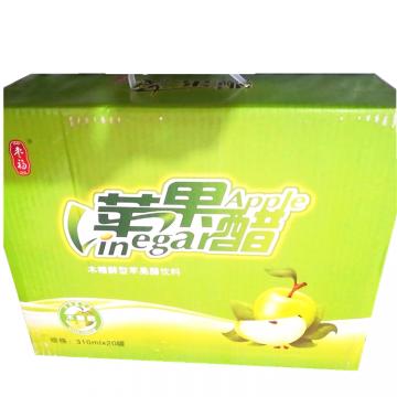 热销美好生活+枣福木糖醇型苹果醋饮料