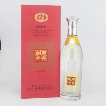 剑南春剑南老窖2006
