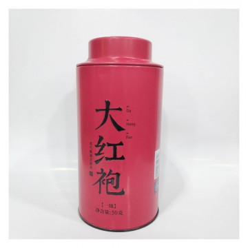 开古大红袍茶 一级 净含量50克