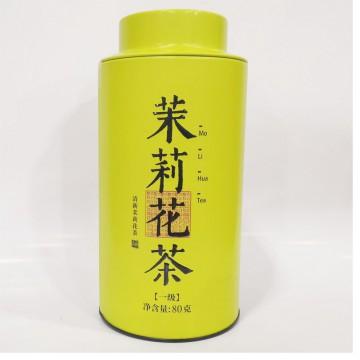 开古茉莉花茶 一级 净含量80克
