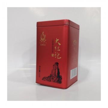 天潭大红袍铁盒