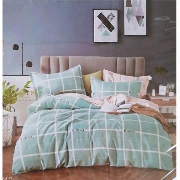 双棉绒床品四件套被罩床单枕套