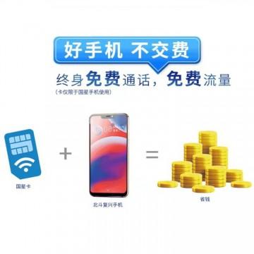热销+北斗复兴BDS2plus全面屏手机/会赚钱的手机