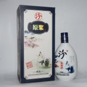 汾酒原浆酒樽品酒精度53%净含量475ml