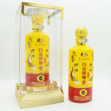 贵州茅台白金原浆上品浓香型白酒52度500ml