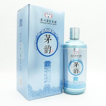 贵州茅台集团茅韵中国韵酱香型白酒53度500ml