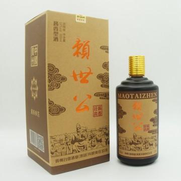 赖世公经典酱香型白酒53度500ml