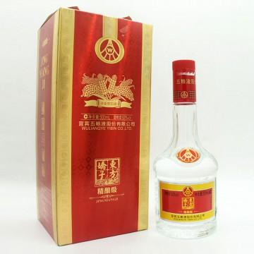 五粮液东方娇子精酿级浓香型白酒52度500ml