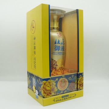 杜康御液御10浓香型白酒52度500ml