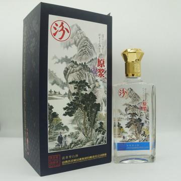 汾酒原浆清香型白酒53度475ml