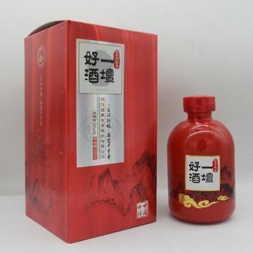 国藏窖酒一坛好酒康窖千里香浓香型白酒52度500ml