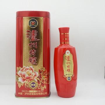 泸州老窖泸州特酿典藏白酒52度500ml