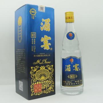 湄酒湄窖怀旧版浓香型白酒52度500ml