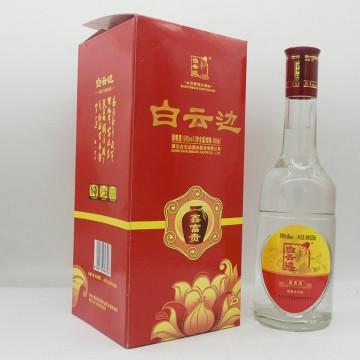 白云边鑫富贵浓香型白酒50度500ml