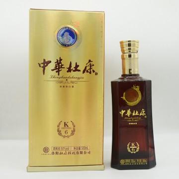 杜康中华杜康K6浓香型白酒50度500ml