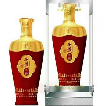 西风陈酒奢藏净含量500ml浓香型白酒