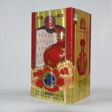 西凤陈醇品浓香型白酒52度500ml