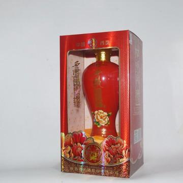 西凤国凤缘浓香型白酒52度500ml