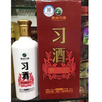 习酒喜百家酱香型酒精度53%净含量500ml