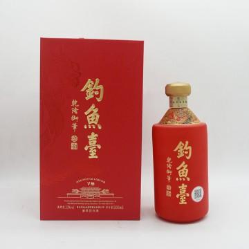 钓鱼台V陆酱香型白酒53度500ml