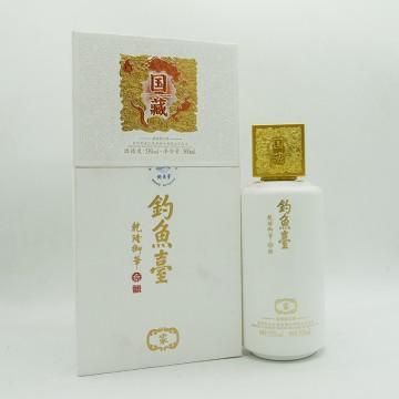 钓鱼台国藏家酱香型白酒53度500ml