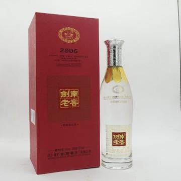 剑南老窖2006浓香型白酒52度500ml