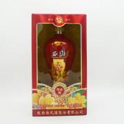 西凤名限尊品级浓香型白酒52度500ml