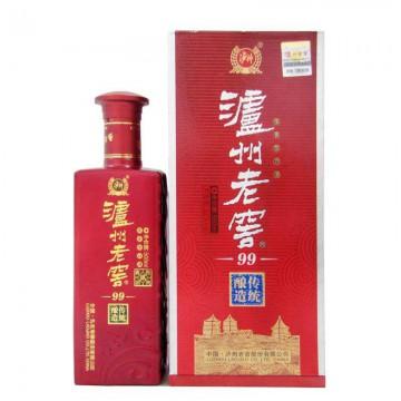 泸州老窖99泸州老窖传统酿造52度500ml