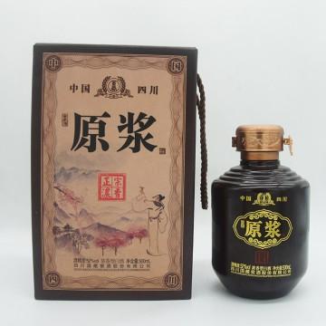 国藏窖酒宝泉涌原浆酒正宗浓香白酒52度500ml