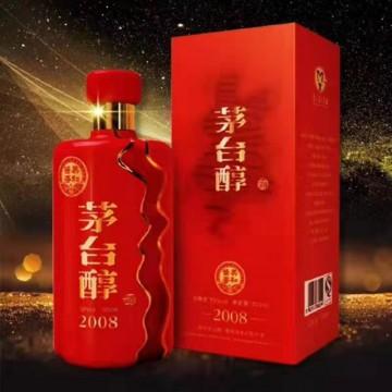 茅台醇(2008)柔和酱香型53度500ml