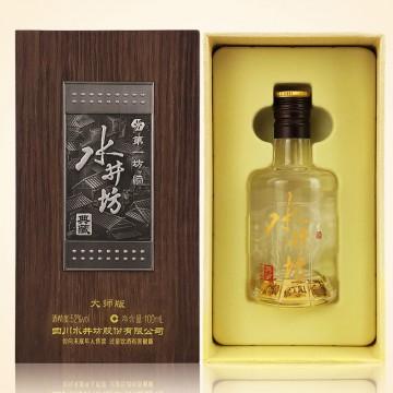 水井坊第一坊典藏大师版酒精度52%净含量100ml