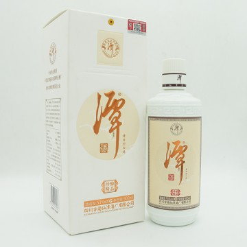 潭酒珍酿精品酱香型白酒53度500ml
