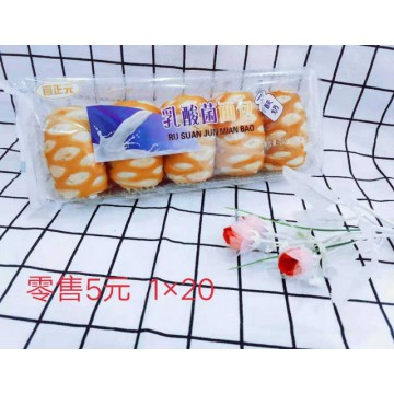 五元乳酸菌面包