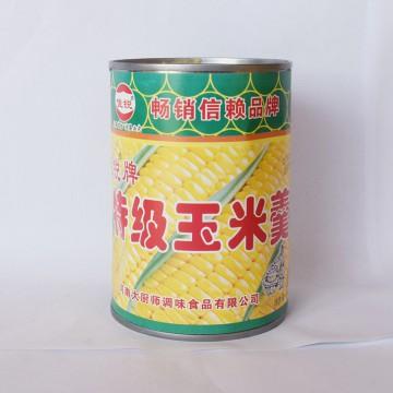特级玉米羹