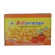 香焖茄汁黄头罐头