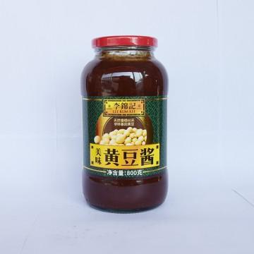 美味黄豆酱
