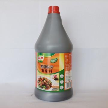 黑胡椒汁调味料